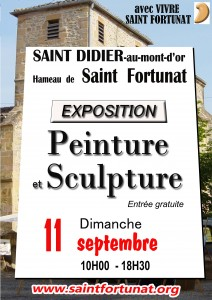 Affiche  peintres 11 sept copie